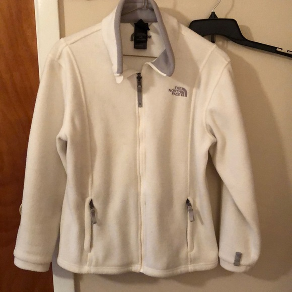 The North Face Jackets & Blazers - Juniors large North Face fleece